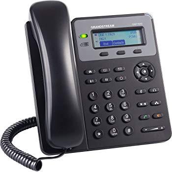 Grandstream GXP 1610 2 line 1 Account, SIP VoIP IP Phone