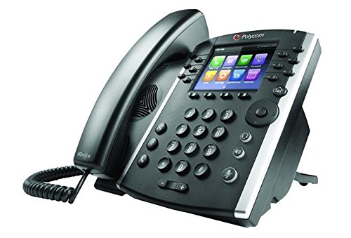 Polycom VVX 411 HD Business Media IP Desk Phone