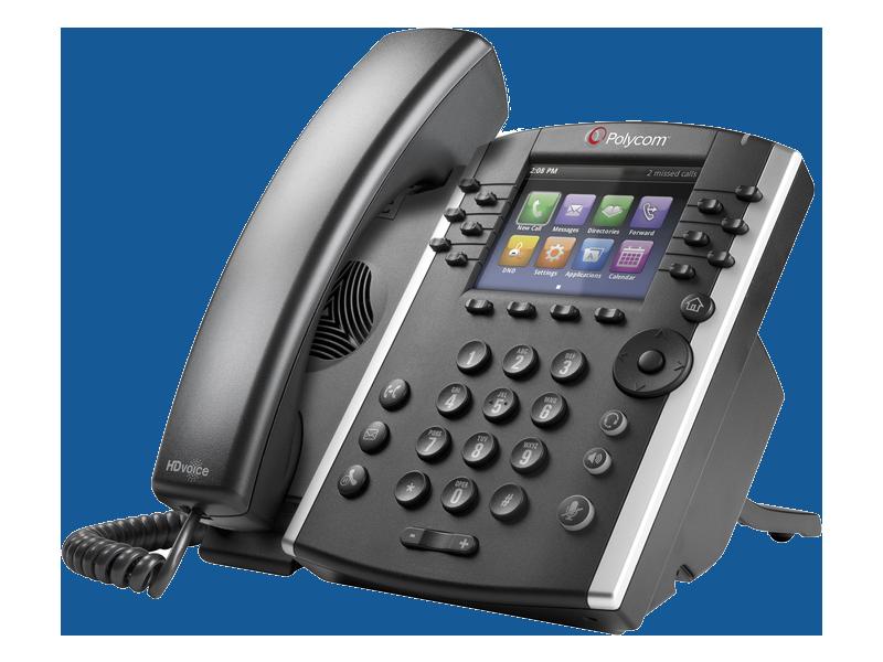 polycom soundpoint voip handset