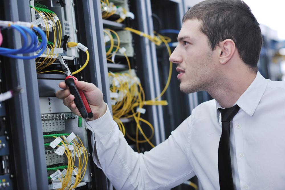 data backup engineer