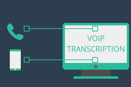 VOIP Transcription