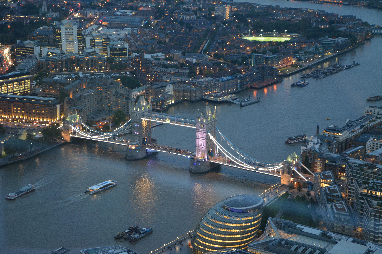 London broadband speed