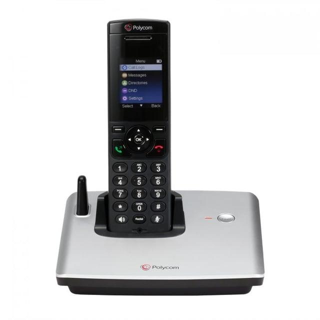 polycom voip dect phone