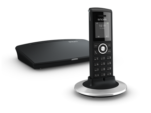 snom voip dect phones