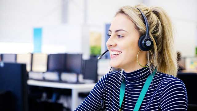 voip provider uk call centre support
