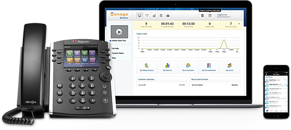 vonage business voip